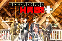 Secondhand Habit looking for bands October 17th