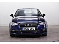 2015 Audi A3 TDI SPORT Diesel blue Semi Auto