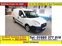 2011 - 11 - FIAT DOBLO SX 1.6 MULTIJET VAN (GUIDE PRICE)