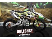 2017 HUSQVARNA TC 85 MOTOCROSS BIKE BIG WHEEL, TALON HUB SET, NEW GRIPS