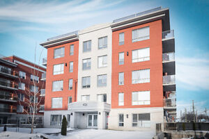 2 bedroom and 1 bathroom condo for rent in Dollard-des-Ormeaux