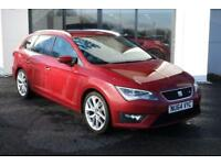 2014 Seat Leon 2.0 TDI CR FR (Tech Pack) ST 5dr (start/stop)