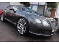 Bentley Continental GT SPEED-FULL BENTLEY SERVICE HISTORY & NAIM SOUND
