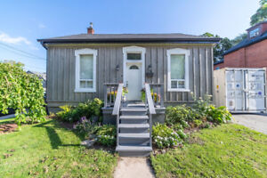 3 bedroom bungalow for rent by Locke St S available immediately