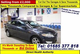 2009 - 59 - FORD MONDEO ZETEC 2.0TDI 140 5 DOOR ESTATE (GUIDE PRICE)