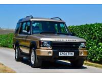 2004 Land Rover Discovery 2.5 TD5 Pursuit 5dr (7 Seats)