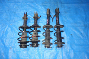 JDM Subaru Impreza WRX GC8 Front & Rear Shocks Struts Springs