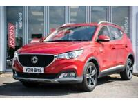 2018 MG MOTOR UK ZS 1.0T GDi Exclusive 5dr DCT Hatchback Auto Hatchback Petrol A