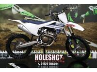 2017 HUSQVARNA FC 250 MOTOCROSS BIKE PROTAPER BARS, NEW TYRE