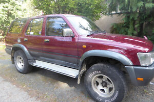 1992 Toyota Other Hilux Surf SUV, Crossover