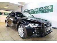 Audi A4 SE Technik 2.0 TDI 177 Auto [2X AUDI SERVICES, SAT NAV and LEATHER]