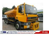 1998 - S - LEYLAND DAF FAT75CF.250 6X4 26 TON ECON ZERO G GRITTER (GUIDE PRICE)