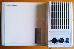 "Table Model ""BIONAIRE FORCE"" (Model F-70W) Air Purifier/Ionizer"
