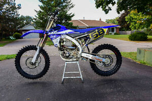 PRICE REDUCED 2015 YZ450F