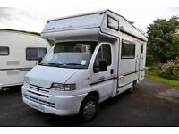 Elddis Autostratus EK Five Berth Coachbuilt Motorhme for Sale LPG and Petrol