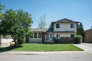 Beautiful Family Home for Rent in SW Calgary