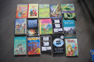 CHILDREN'S BOOKS For 7 to 10 years BOOKS.$2.99 to 4.99 each