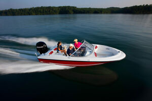 Looking for a 16' speedboat with outboard