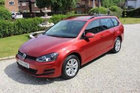 Volkswagen Golf 1.6TDI (110ps) BLUEMOTION Estate 5d 1598cc