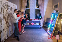 The magical mirror photo booth. Make your event truly standout!
