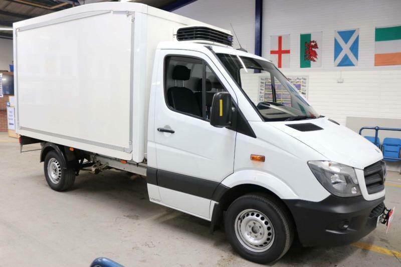 721c35d708 2014 - 14 - MERCEDES SPRINTER 313 2.2CDI MWB FRIDGE VAN (GUIDE PRICE)
