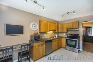 Beautifully Finished 4 Bedroom Town Home!