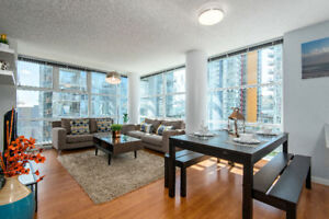 2 Bedroom Downtown Vancouver (6 month lease)