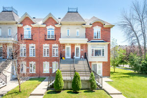 Superb condo for sale Rue Angèle -  Domain Duvernay East- Laval