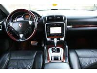 LHD LEFT HAND DRIVE Porsche Cayenne 4.5 Tiptronic S auto BLACK XENON NAVI CLEAN