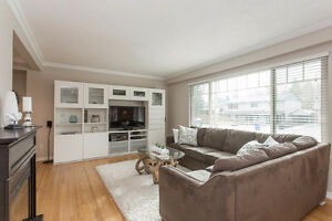Newly Renovated, Very Bright, 3-Bed Upper Level House