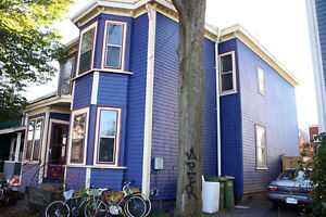 North End, Commons, Victorian 3bdm, wood stove, dog/cat, May 1st
