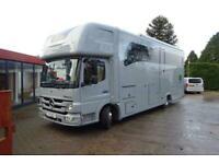 Mercedes Atego 816 Race Van/Motorhome For Sale **DEPOSIT TAKEN**