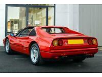 1990 Ferrari 328 GTS Convertible Petrol Manual