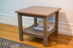 Table d'appoint Ikea Hemnes