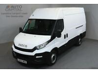 IVECO-FORD DAILY 2.3 35S13V 126 BHP MWB HIGH ROOF