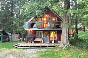 Mt. Baker Lodging - Cabin #63 - HOT TUB, BBQ, PETS OK, SLP-6!