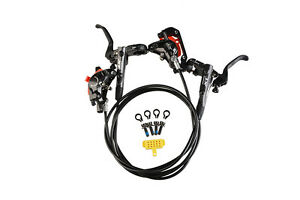Shimano Deore XT M8000  Disc Brake Set Front & Rear