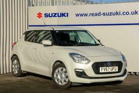 image for 2017 Suzuki Swift 1.2 Dualjet SZ3 5dr Hatchback Petrol Manual