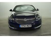 2013 Vauxhall Insignia DESIGN CDTI Diesel blue Manual