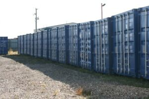 SEA CAN / CONTAINER STORAGE