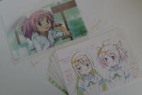 Puella Magi Madoka Magica Anime Animation Cell Sheet Sets