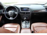 LHD LEFT HAND DRIVE Audi Q5 3.0TDI QUATTRO V6 S Tronic PANO CAMERA START/STOP