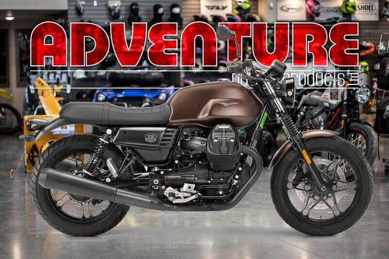 2019 Moto Guzzi V7iii Stone Night Pack Edition Only 59 Week