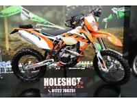 2016 KTM EXCF 450 ENDURO BIKE ROAD REG, ELECTRIC START