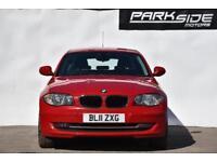 2011 BMW 1 Series 2.0 118d Sport 5dr