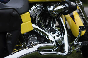 Upgraded rare CVO stage 1 Dyna Fat Bob