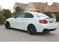 2017 BMW 2 Series 2.0 220I M SPORT 2d 181 BHP Coupe Petrol Manual