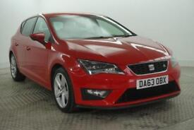 2013 SEAT Leon TSI FR TECHNOLOGY Petrol red Manual