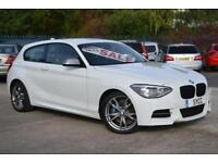 2012 62 BMW 1 SERIES 3.0 M135I M PERFORMANCE 3DR