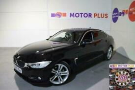 image for 2015 65 BMW 4 SERIES 2.0 420D LUXURY GRAN COUPE 4D AUTO 188 BHP DIESEL